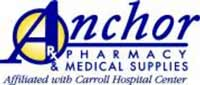 anchor pharmacy logo