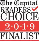 2019 Capital Gazette Readers Choice Finalist