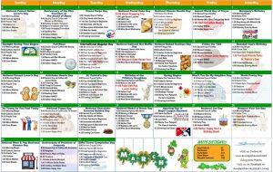 March 2020 Resident Calendar